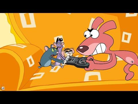 Rat-A-Tat |'Broken Ipad Prank IRL Remote Control Video Game 😂'| Chotoonz Kids Funny Cartoon Videos