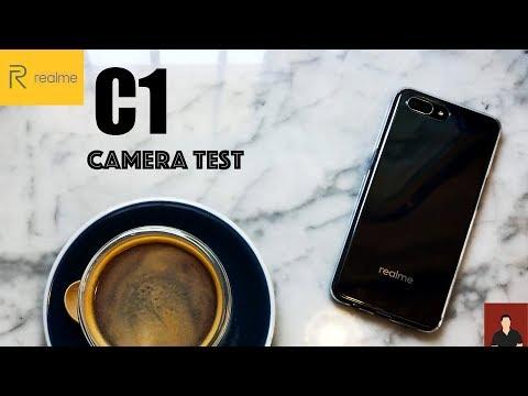 Realme C1 Camera Test