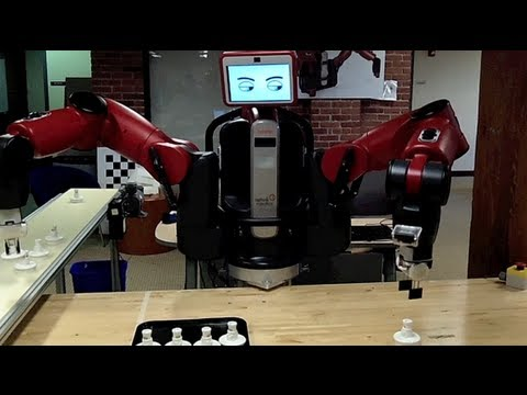 How Baxter Robot Works