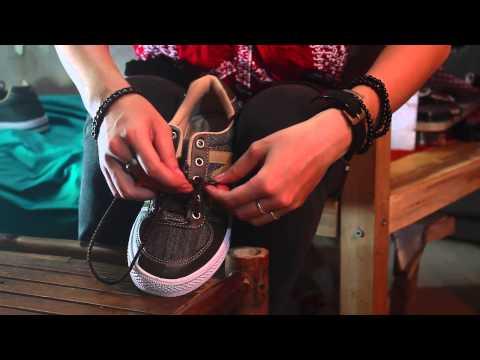 5 cách buộc dây giầy