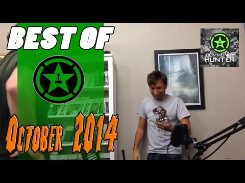 Best of... Achievement Hunter October 2014