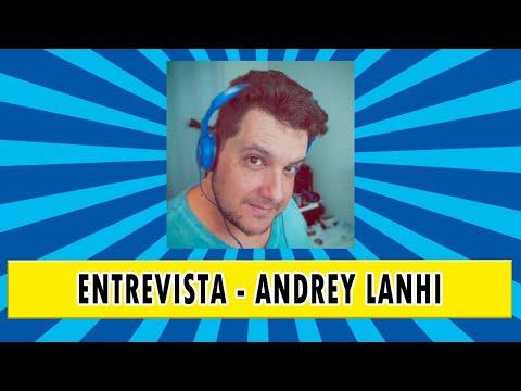 Entrevista - Andrey Lanhi do canal Back to Basics