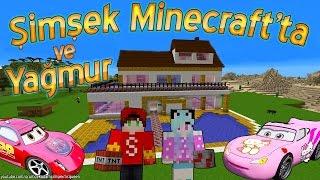 Şimşek ile Yağmur Minecraft Maceraları Çizgi Film İzle Yeni Bölüm