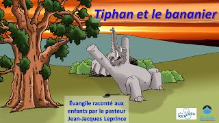 Tiphan et le bananier