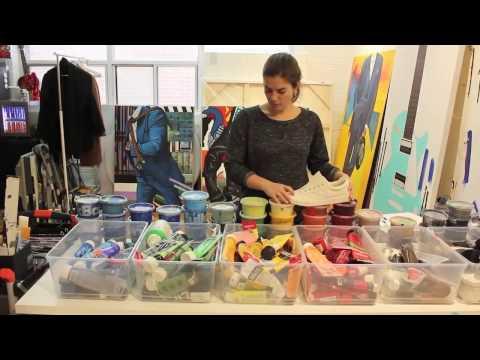 #Nylite50 Artist Spotlight: Samara Shuter