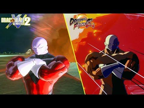 DB Xenoverse 2 VS FighterZ | Jiren Comparison! - Which Game has the Best Jiren ? |