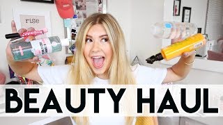 BEAUTY HAUL: Makeup, Hair, Skincare