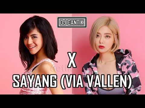 DJ Una vs DJ Soda Sayang Via Vallen Bassnya Tambah Gilaaa 2017 1