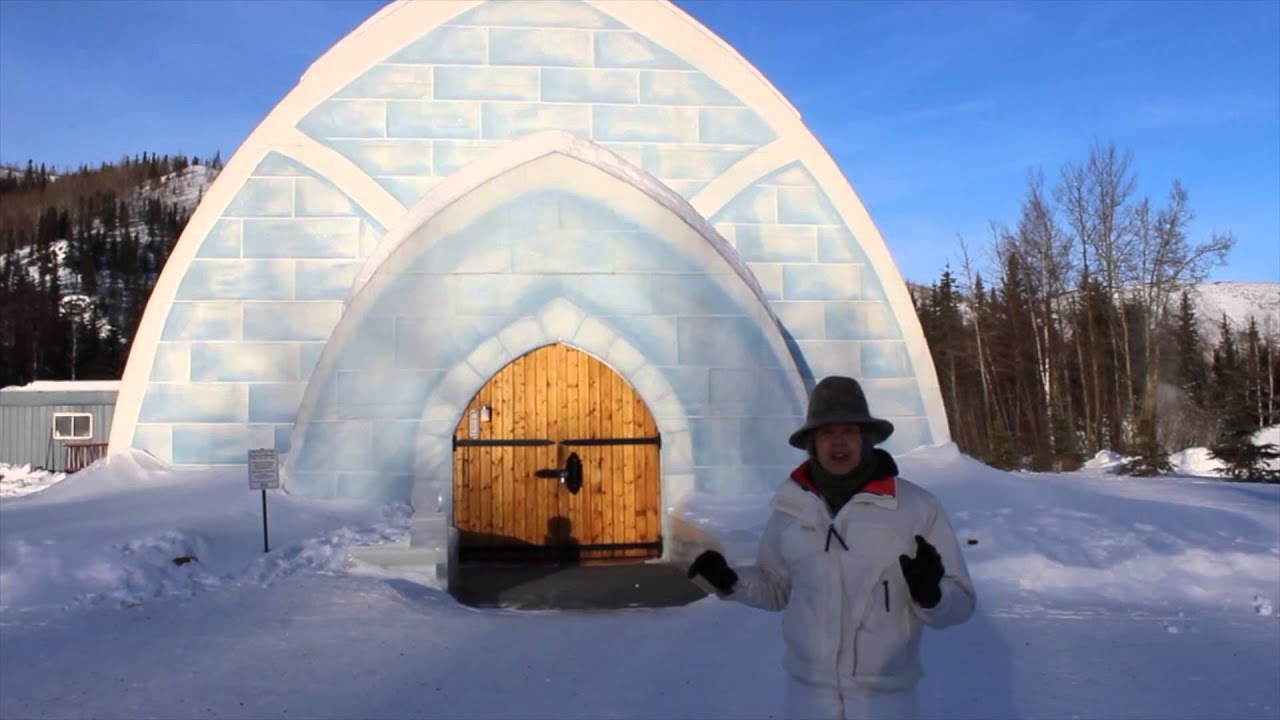 Northern Lights Igloo Experience
