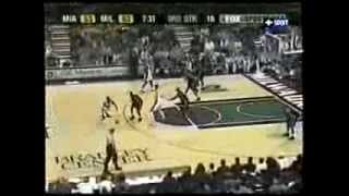 Top 10 alley hoop 2003 2004