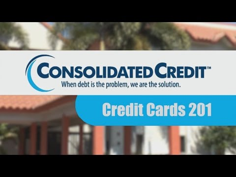 Credit Cards 201: Using Credit the Right Way