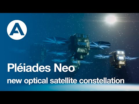 Pléiades Neo, new optical satellite constellation opening up new possibilities.