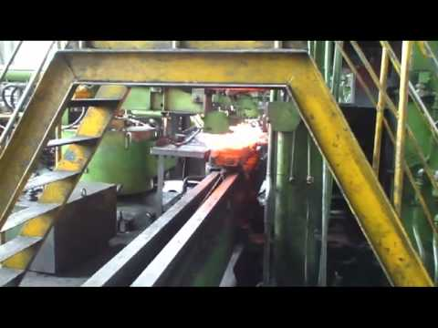 Hot Forging Press Line 12500 tons.mpg