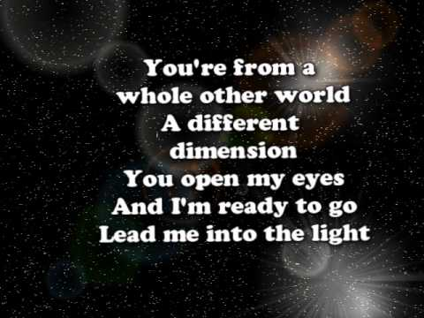 E.T Katy Perry Ft. Kanye West Karaoke/Instrumental (w Lyrics)