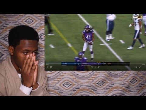 VIKINGS DEFENSE SHUT DOWN TOP OFFENSE RAMS!!! Rams vs. Vikings   NFL Week 11 Game Highlights