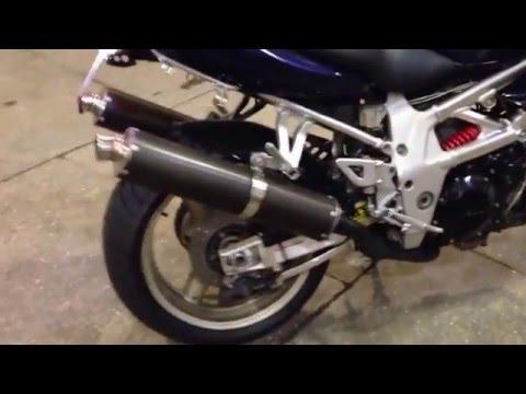 Видео-тест SUZUKI TL1000S от JapanBestCars