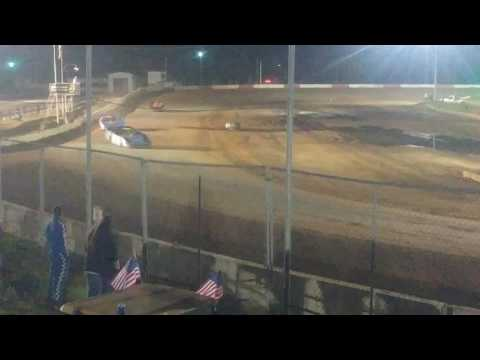 6-17-17 late model main coos bay speedway