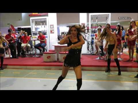 Phoenix Petroleum Dancers Shaky Shaky  - Trans Sport Show 2017