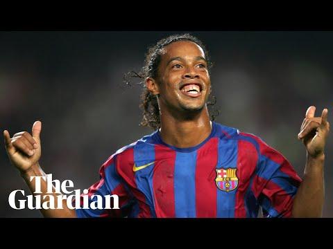 Ronaldinho retires: his most memorable moments