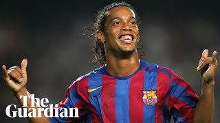 Ronaldinho retires: his most memorable moments