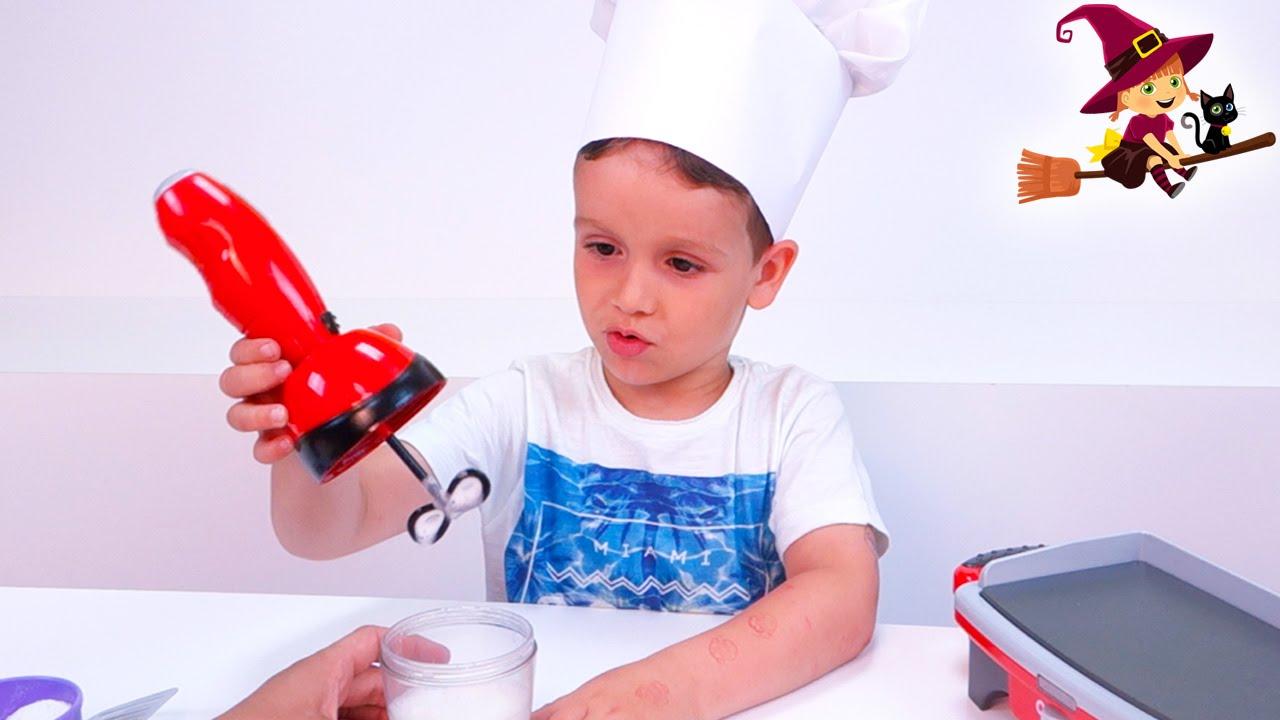 Ares De Juegos Y Juguetes Viene A Mi Restaurante Youtube
