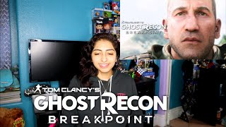 Tom Clancy's Ghost Recon Breakpoint: Official Announce Trailer | Ubisoft -Reaction
