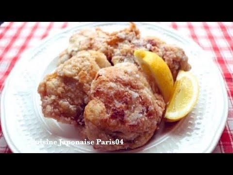 recette-karaage-salé-i-cuisses-poulet-frit-japonais-i-facile-i-japonaise-cuisine-paris04-i-塩唐揚げ