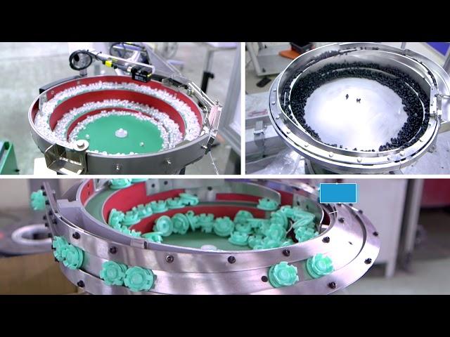 Bernay Automation - fabricant de bols vibrant et d'ensembles de distributions