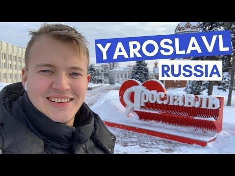 An Englishman in Yaroslavl (Англичанин в Ярославле)