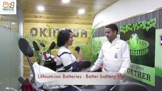 Gambar cover Questions and Answer session with #PluginIndia! #OkinawaRidge #LifeCharger