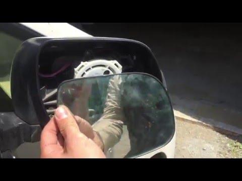видео: Установка повторителей в боковое зеркало
