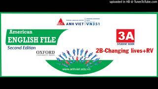 Скачать American English File Second Edition 3A 2B Changing LivesRV