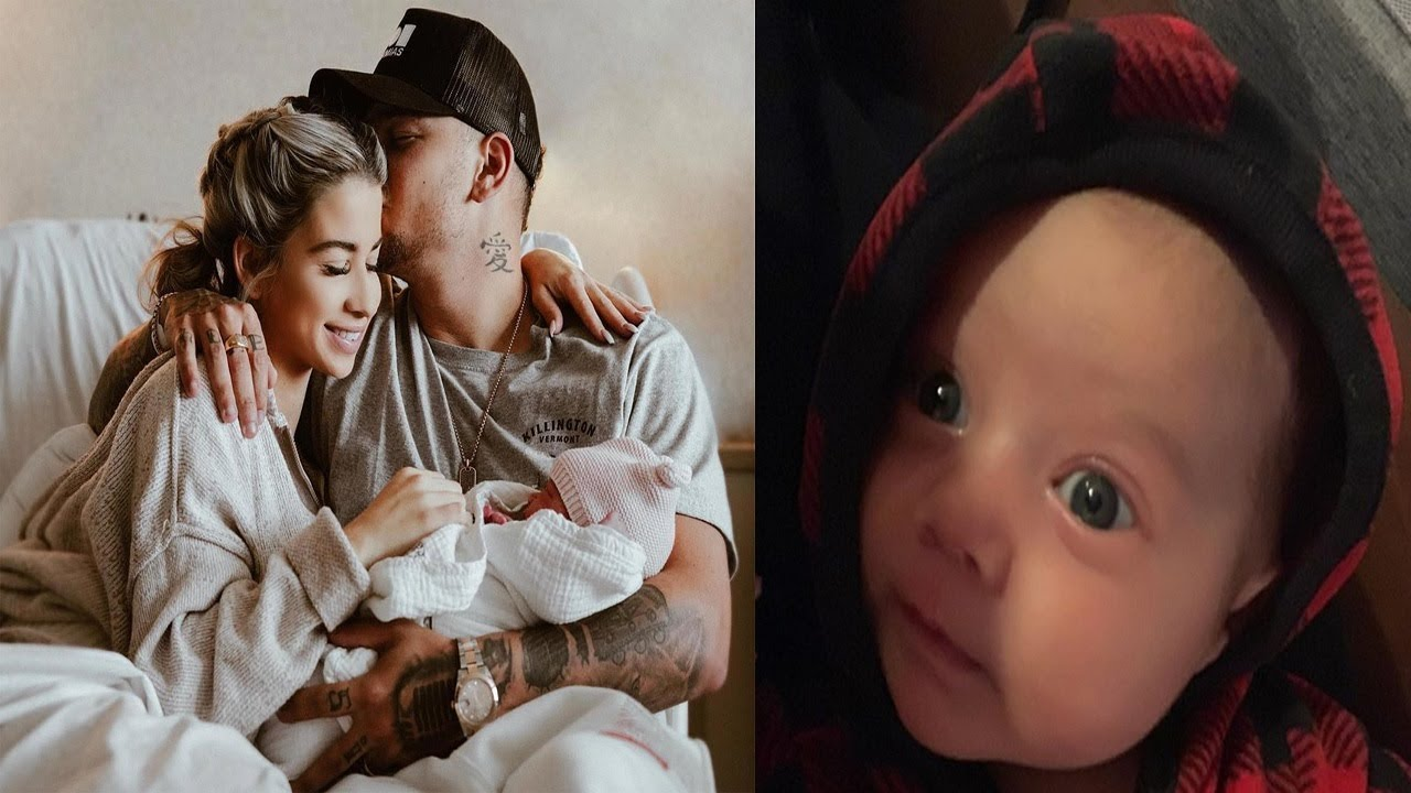 Kane Brown wants to be his 'best' for infant daughter