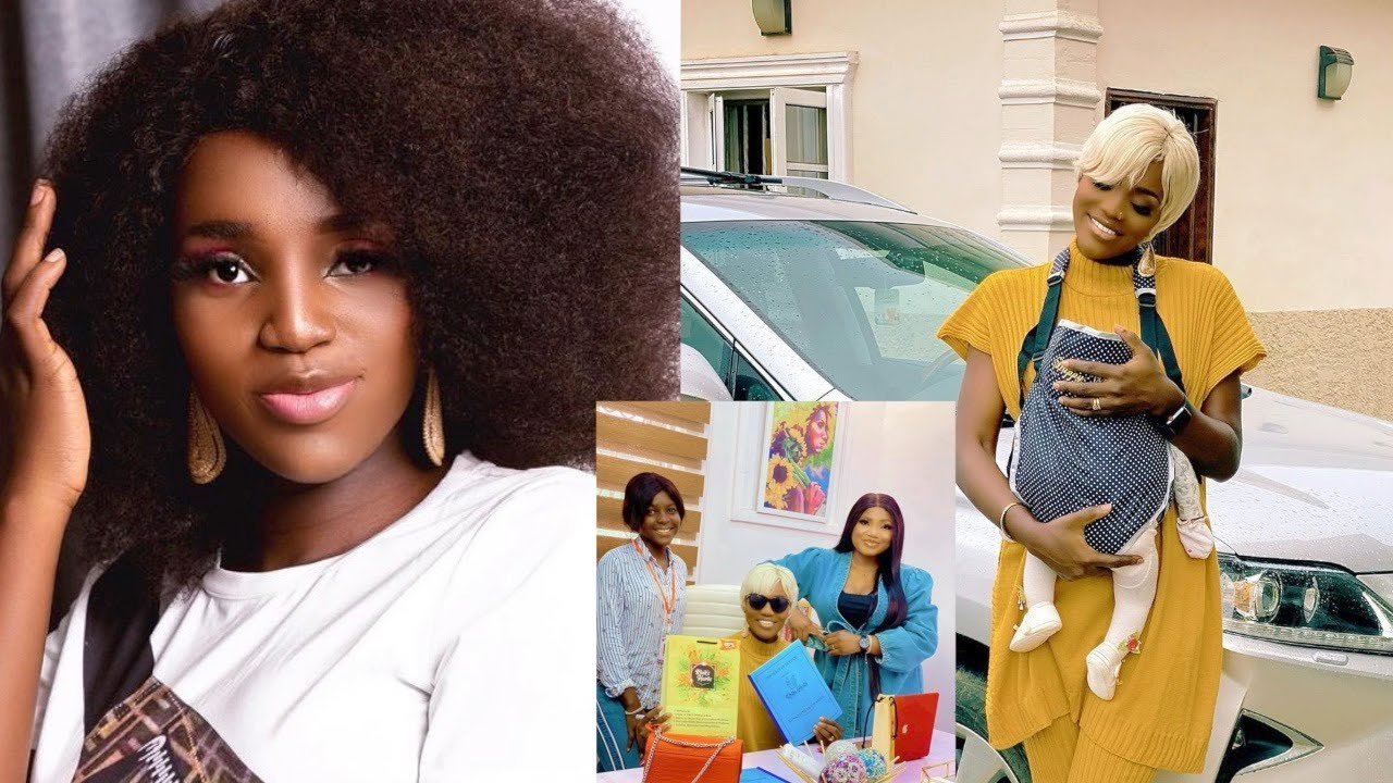 Download Bukunmi Oluwasina Makes First Appearance With Her Baby & Signs Two Mouth Watering Endorsement Dea...