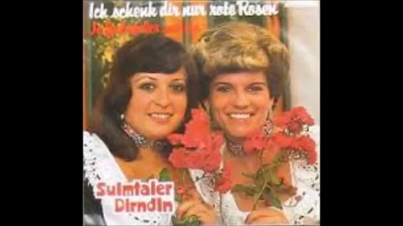 Sulmtaler Dirndln* Die Neuen Sulmtaler - Du Kriagst A Busserl / Verheirat' Bin I