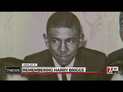Remembering Harry Briggs