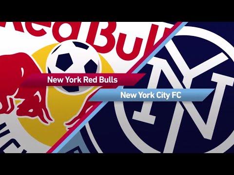 HIGHLIGHTS | NYCFC vs. Red Bulls | 08.25.17