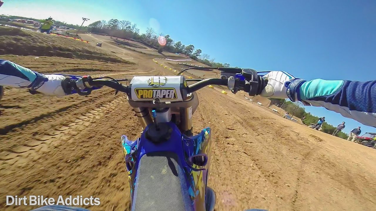 Andy kost ripping on the 2 stroke dirt bike addicts youtube voltagebd Image collections