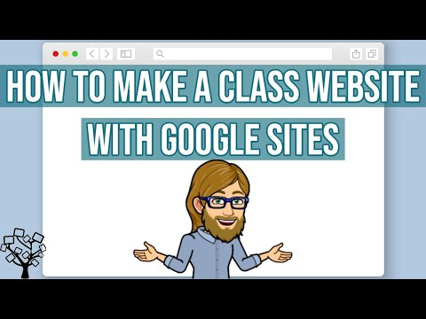 how-to-make-a-class-website-with-google-sites