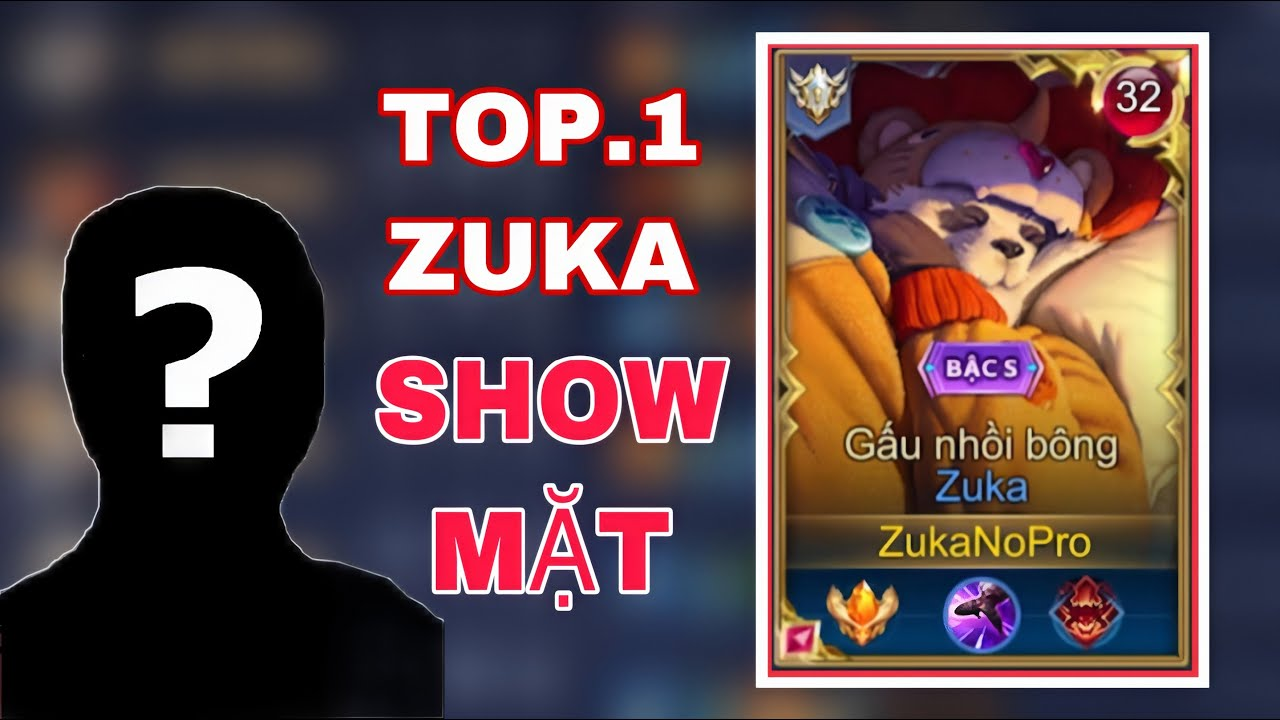 TOP 1 ZUKA VIỆT NAM 5 MÙA - ZukaNoPro Lần Đầu Lộ Diện Trên Sóng Livestream Quẩy Rank Cực Đỉnh