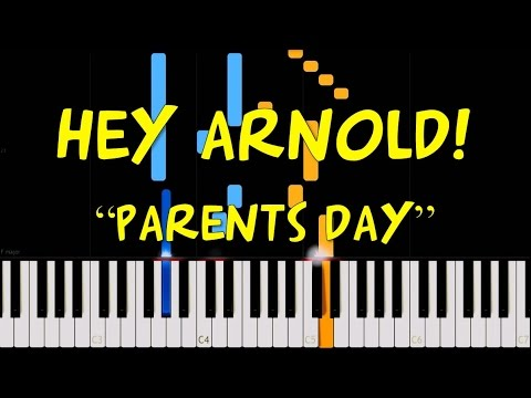 Parents Day (Hey Arnold) - Synthesia