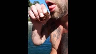 Adam nipple tickle