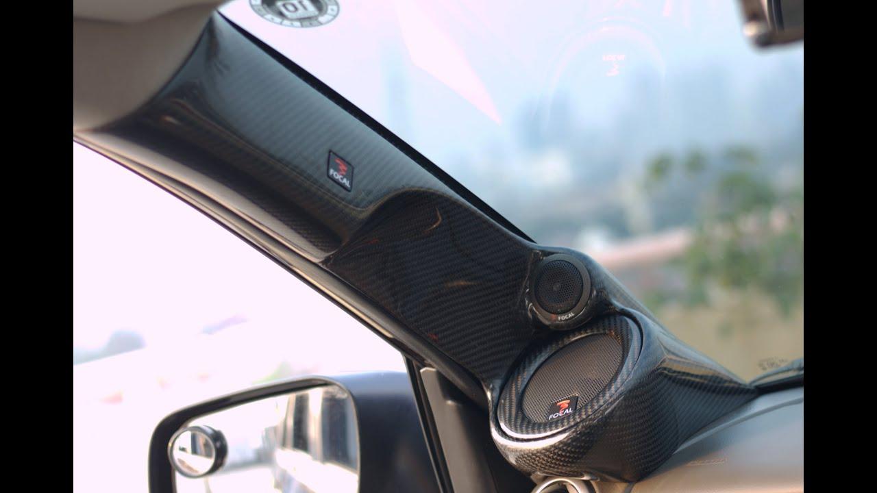 Audio Mobil Karbon Suzuki Grand Vitara