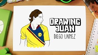 DIEGO LAINEZ |DRAWING JUAN