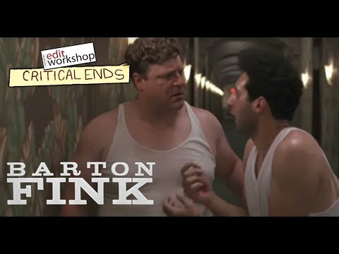"Michael Berenbaum, ACE Discusses the Magic of Dialogue Editing, Using a Scene from ""Barton Fink"""