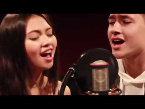 Ed Sheeran, Beyoncé - Perfect Duet | Carly Peeters & James Ryan Valentine Cover