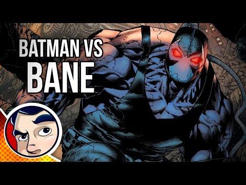 "Batman Vs Bane ""I Am BANE!"" - Rebirth Complete Story"