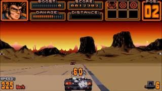 CGS - Lamborghini American Challenge - DOS PC Game Review