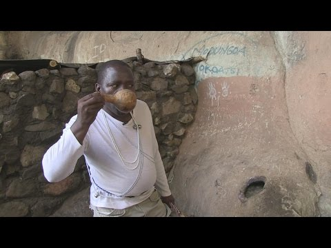 Faces Of Africa - Jacob's Ladder