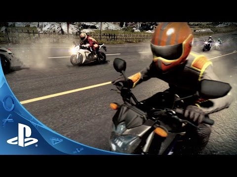 Motorcycle Club Trailer | PS4, PS3